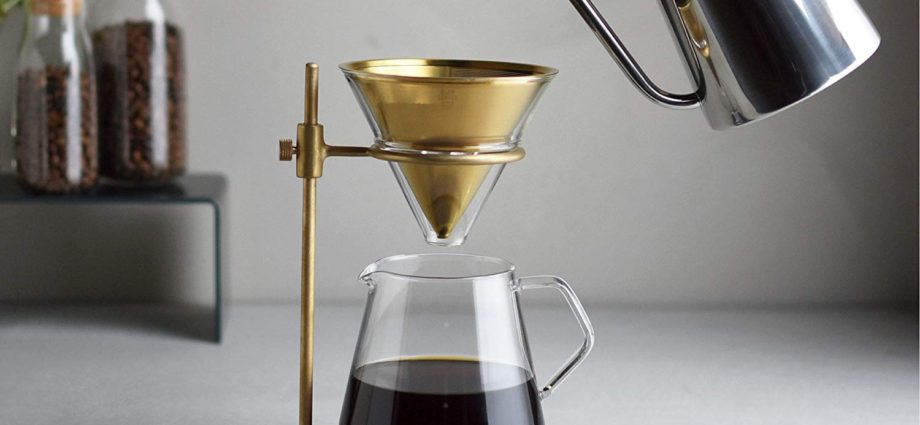 Kinto Scs S02 Coffee Dripper Review The Coffee Bazaar