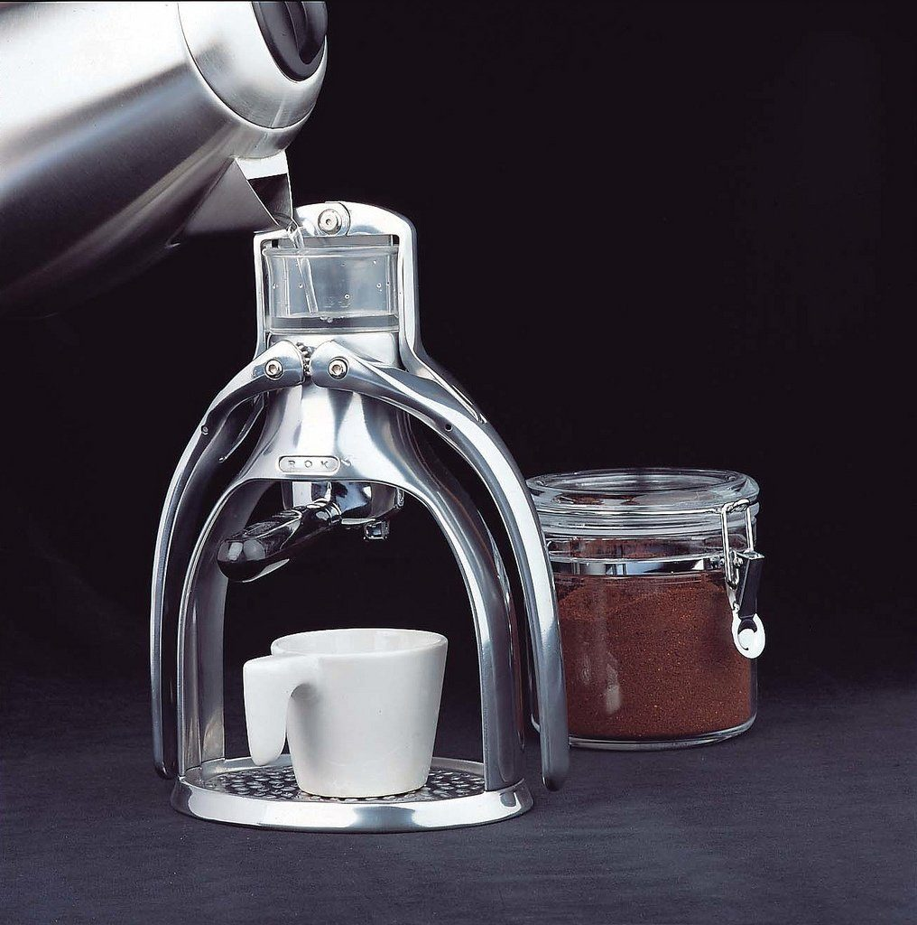 4. Rok Espresso Maker