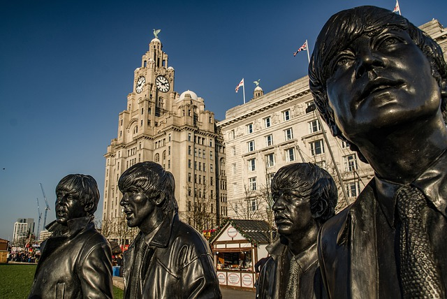 fab four - liverpool - the beatles