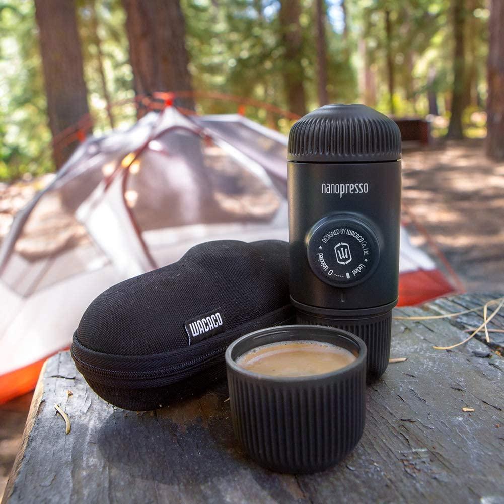Wacaco Nanopresso Camping/Travel Portable Espresso Maker