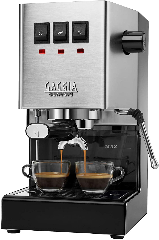 Gaggia Classic Pro Manual Espresso Machine